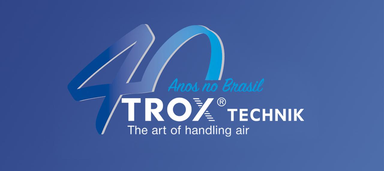 A TROX Brasil completa 40 anos